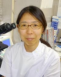  土石川 佳世(といしがわかよ)医師の写真
