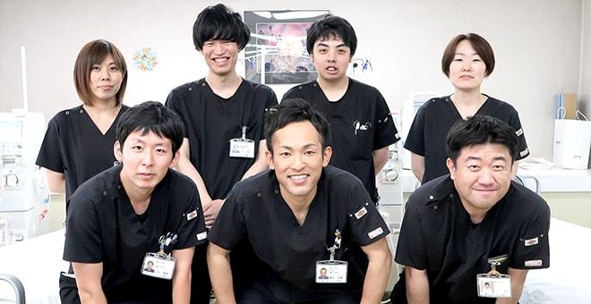 臨床工学科集合写真
