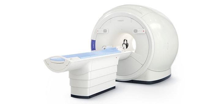 フルデジタルMRI(磁気共鳴断層装置) Philips 社製 IngeniaProdiva1.5Tの写真