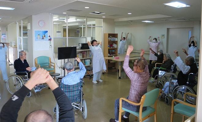 回復期リハビリテーション病棟の写真