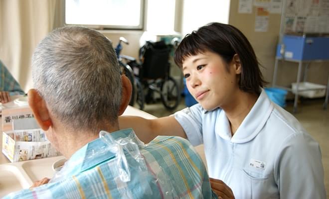 障害者施設等病棟の写真